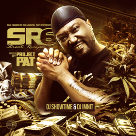 Street Recipe 6 (Hosted By Project Pat) Dj Showtime front cover