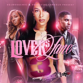 Lover's Lane 3 DJ Boss Chic front cover