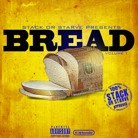 Bread Vol.1 Various Artists front cover