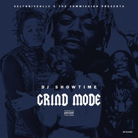 GrindMode Dj Showtime front cover