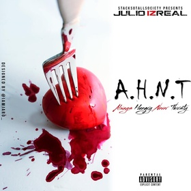 Always Hungry Never Thirsty Julio Izreal front cover