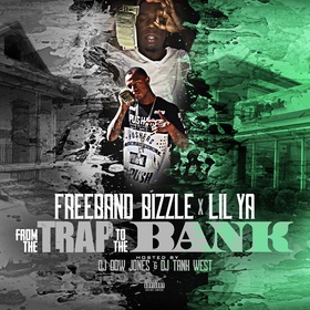 From The Trap To The Bank Bizzle front cover