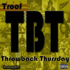 Throwback Thursday TROOFFOREVER front cover