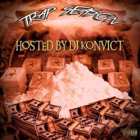 trap season Various Artists front cover
