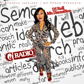 C4 Radio 4 DJ Rell front cover
