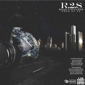 R.2.S (Road 2 Success) T.Y.N (@5NationTakers) front cover