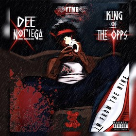 King Of The Opps Dee Noriega front cover