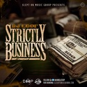 Strictly Business DJ Coop Hoe front cover