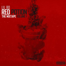 Red Potion V.1 Forest Money Music front cover
