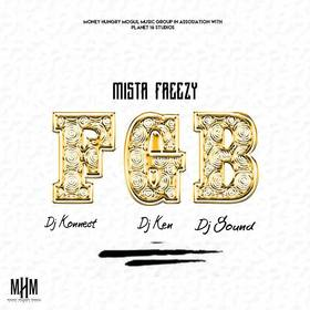 F.G.B. Mista Freezy front cover