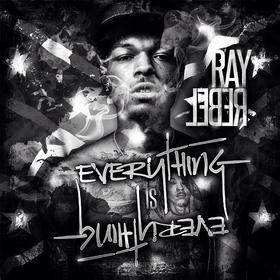 Everything is Everything Ray Rebel front cover