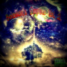Solomon's Empire Vol. 2 Solomon aka King S-O front cover
