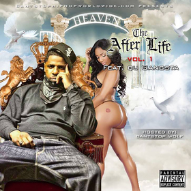 The After Life Vol.1 CantStop Wolf front cover