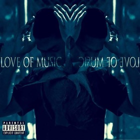 Jae Zell - For The Love Of Music Heavy G front cover