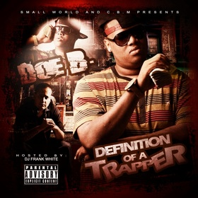 Definition Of A Trapper Doe B front cover