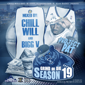 Grind Or Die Season 19 CHILL iGRIND WILL front cover