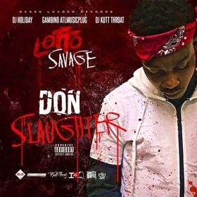 Don Slaughter Lotto Savage front cover