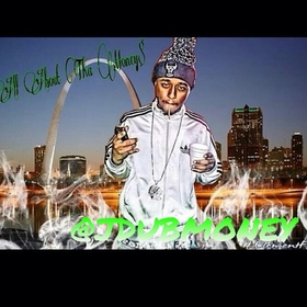 JDubMoney - All About The Money Heavy G front cover