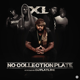No Collection Plate XL front cover