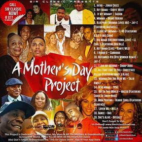 A Mother's Day Project Various Artists front cover