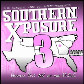 Southern Xposure 3 Various Artists front cover