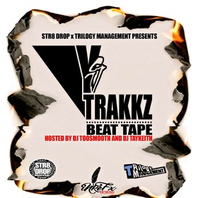Beat Tape YS Trakkz front cover