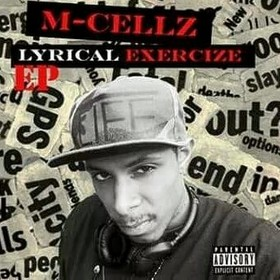 Lyrical Exercize EP M-Cellz front cover