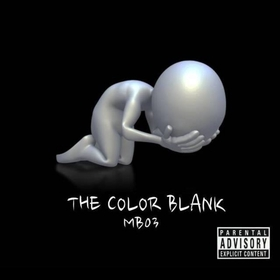 The Color Blank(Deluxe Version) MB03 front cover