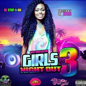 Girls Night Out (Round 3) DJ Stop N Go front cover