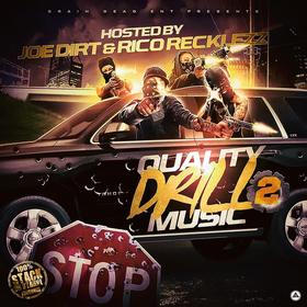 Quality Drill Music 2 Joe Dirt front cover