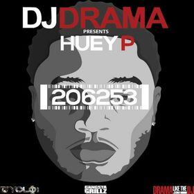 206253: Gangsta Grillz Huey P front cover