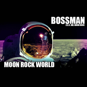 Moon Rock World Bossman TBG front cover
