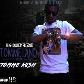 Tomme Land Tomme Kush front cover