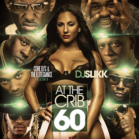At The Crib Vol. 60 DJ Slikk front cover