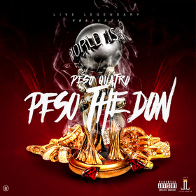 Peso The Don Live Legendary front cover