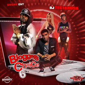 Bloggers Choice 6 DJ Testarosa front cover