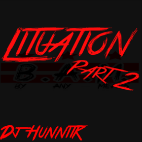 Lituation Pt. 2 DjHunnitK front cover