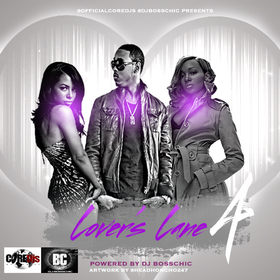 Lovers Lane 4 DJ Boss Chic front cover
