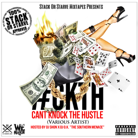 Can't Knock the Hustle 2 DJ O.K. General front cover