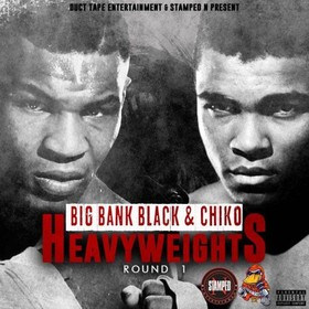 Heavyweights (Round 1) Big Bank Black front cover
