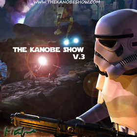 The Kanobe Show V.3 Various Artists front cover