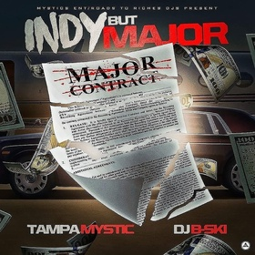 Indy But Major Tampa Mystic front cover