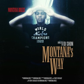 Montana's Way - Montana Breez Colossal Music Group front cover