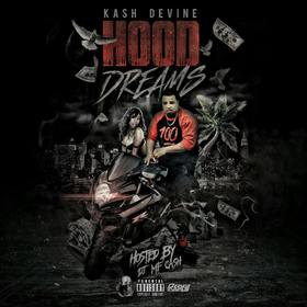 HOODDREAMS Kash Devine  front cover
