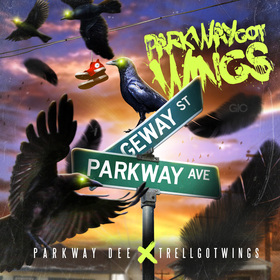 Parkway Got Wings Parkway Dee front cover