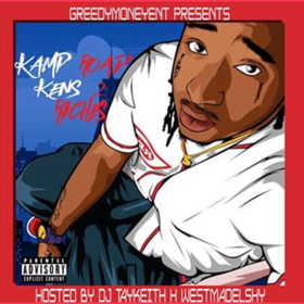 Road 2 Riches Kamp Kens front cover