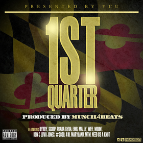 1st Quarter Munch4Beats front cover