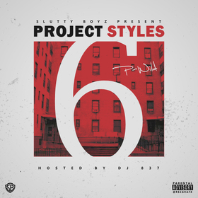 Project Styles 6 P-Wild front cover