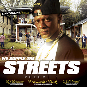 We Supply The Streets Vol. 5 DJ Dizzee front cover