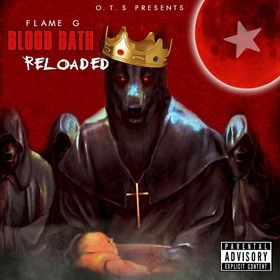 Blood Bath Reloaded Flame G front cover